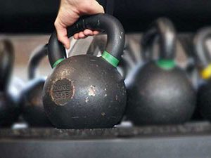 Beavatás kettlebell edzésprogram